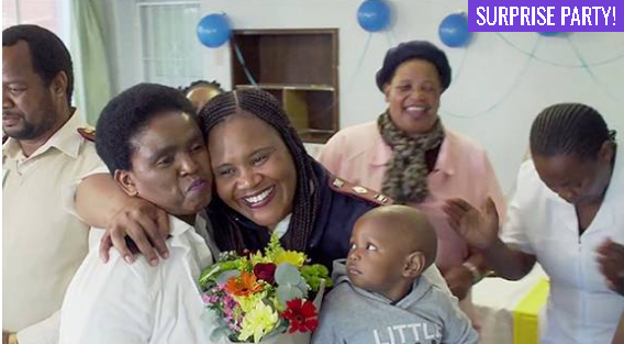 Mothers celebrate midwife for delivering 10,000 babies
