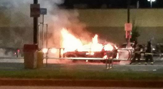 Police, fire officials investigating deadly vehicle blaze