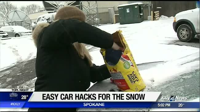 Car hacks for the snow that work