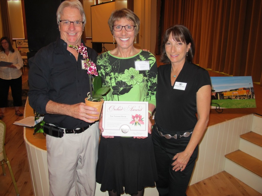 Sandpoint organizations receive awards at Orchids & Onions Ceremony