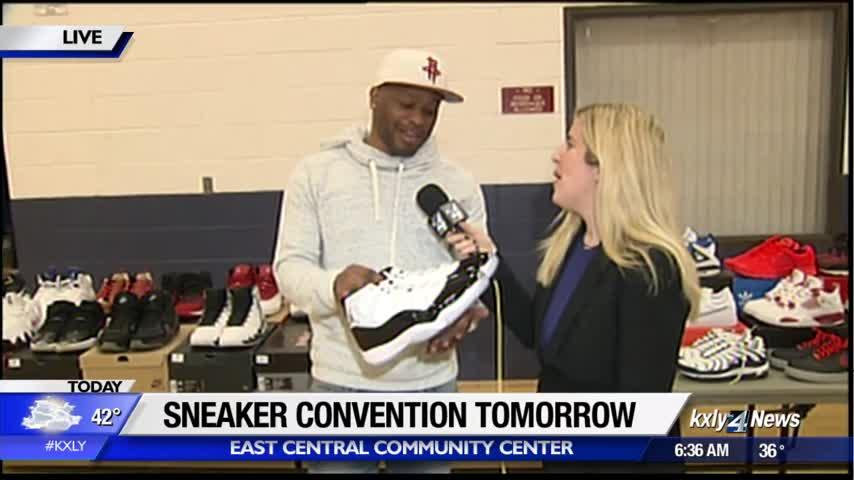Sneaker convention to benefit MLK Jr. Family Outreach Center