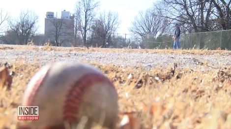 Man pledges to play catch with a stranger every day