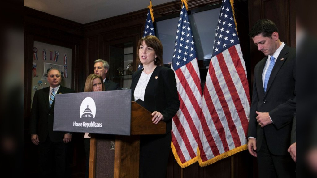 McMorris Rodgers releases statement on family border separation