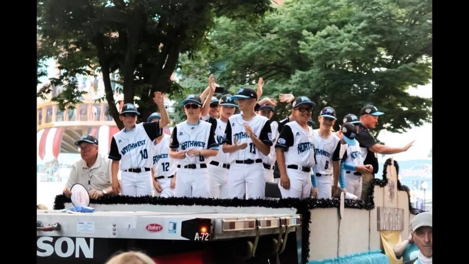 "Friday declared ""Coeur d'Alene Little League Day"""