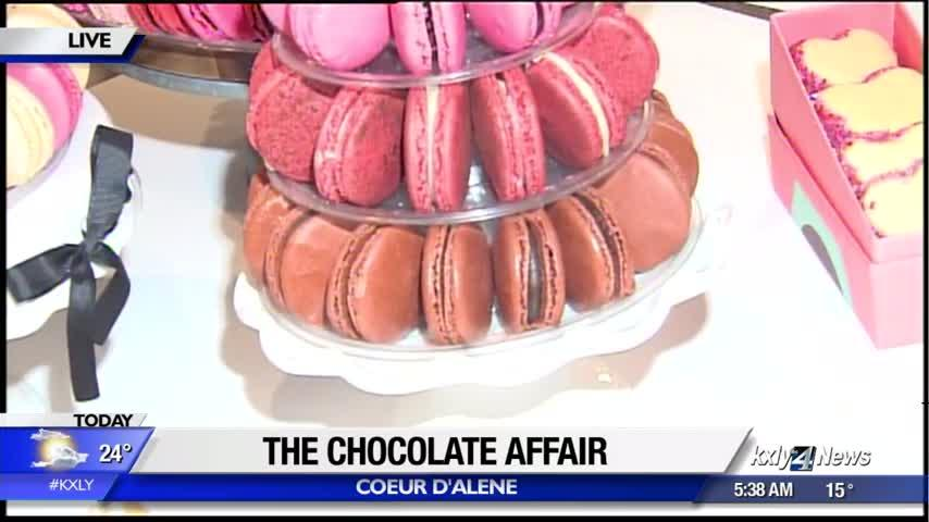 Celebrate Valentine's Day early at the Chocolate Affair