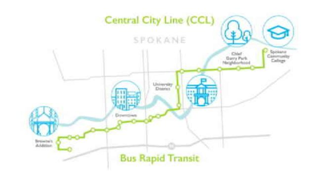 Changes coming to bus routes on STA's new Central City Line