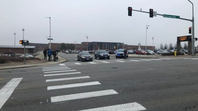 Central Valley High School cancels class due to reported threat