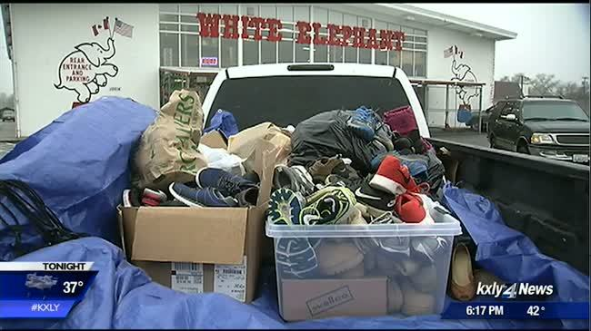 Central Valley High schooler looks to collect 800 pairs of shoes for UGM