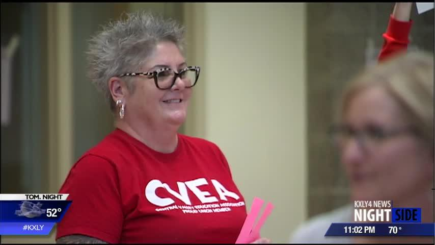 Central Valley school board unanimously approves teacher raises