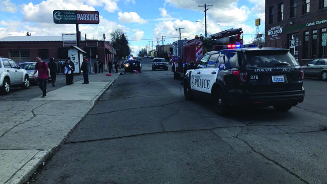 House of Charity, Spokane Police exploring agreement for specialized patrols