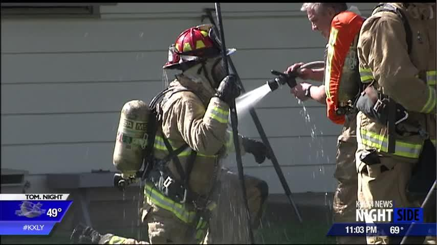 Chemical exposure keeps firefighters diligent to cancer risks