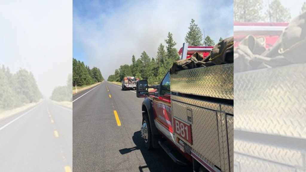 Cheney Complex Fire fully contained