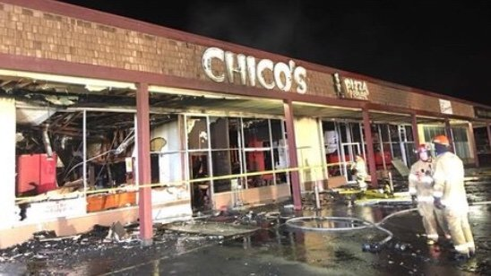 Chico's Pizza reopens 11 months after fire