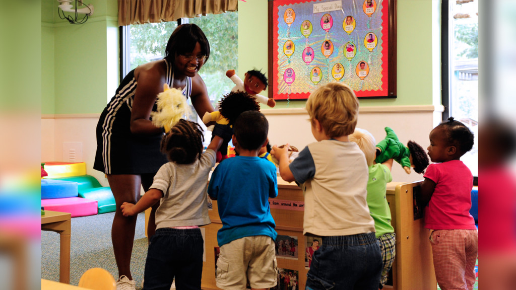Child care costs soar in Washington state