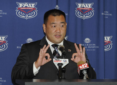 Pat Chun to be named new WSU Director of Athletics