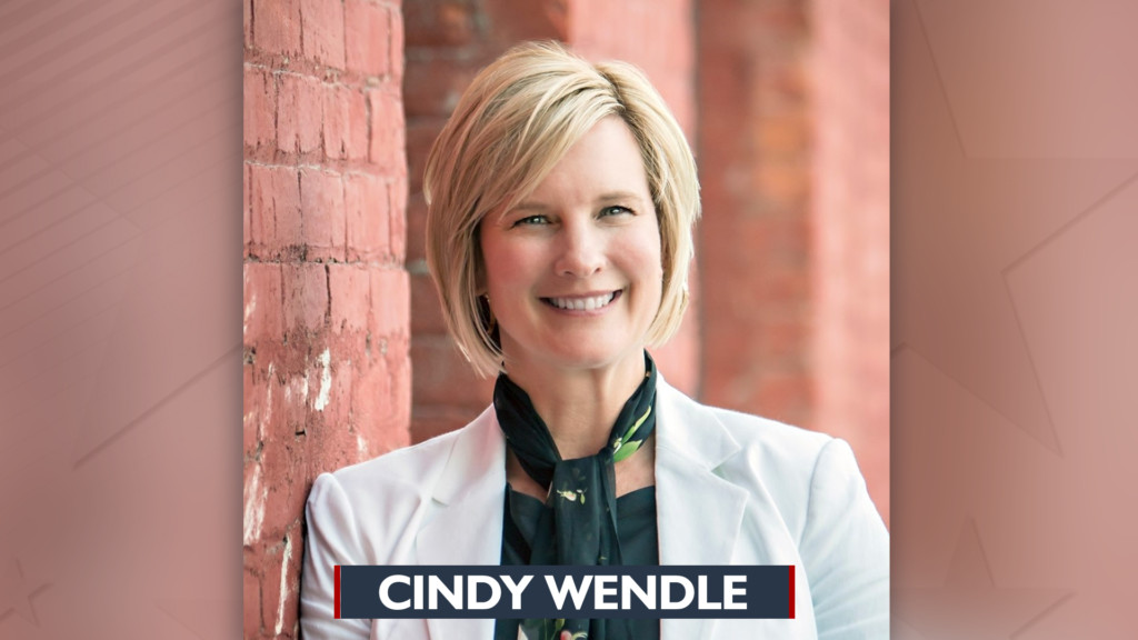 May I Have a Minute: Cindy Wendle