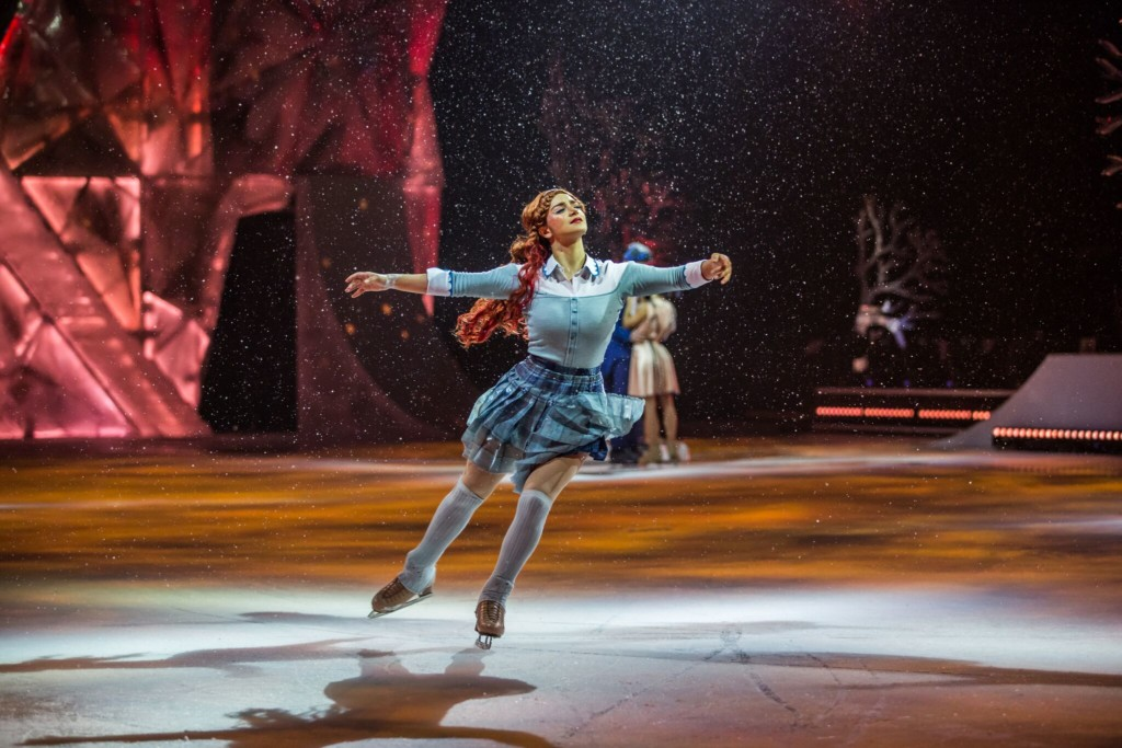 Cirque du Soleil's first ever show on ice opens in Spokane