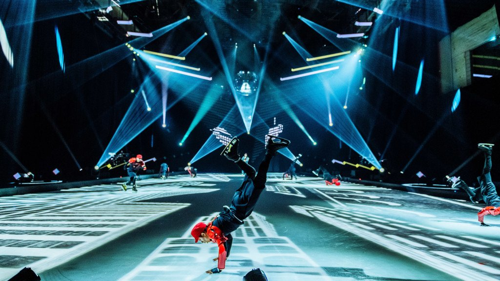 Cirque du Soleil's new show 'AXEL' coming to the Spokane Arena