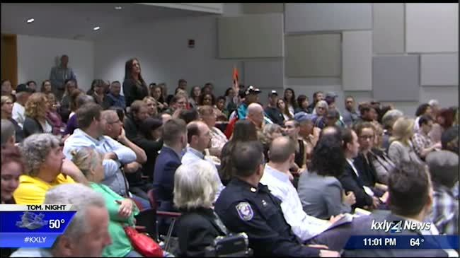 Citizens share thoughts on Spokane homelessness during open forum