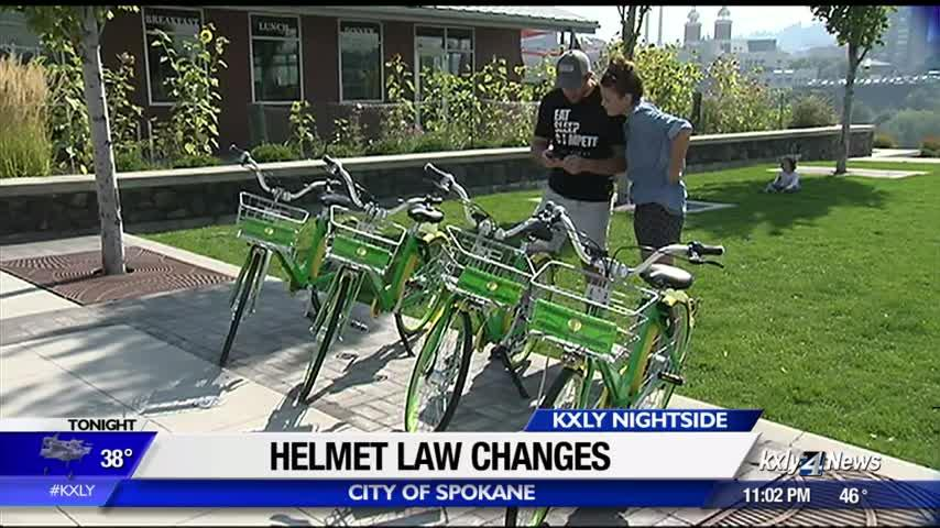 Spokane City Council changes helmet law, rules for loitering in city hall