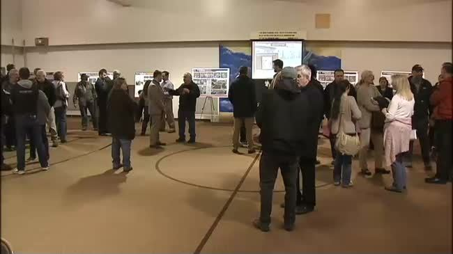 City holds open house for contested North Monroe project
