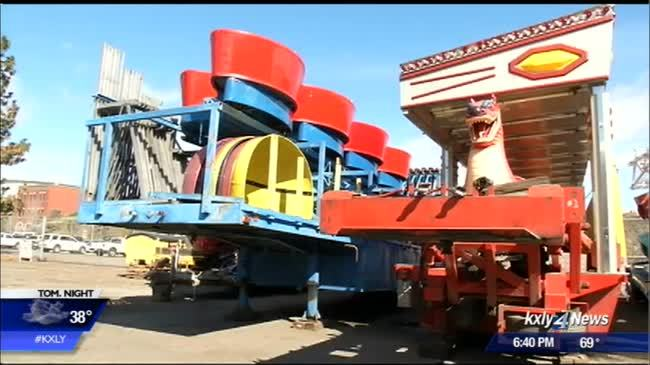 Last chance for Riverfront Park's carnival rides