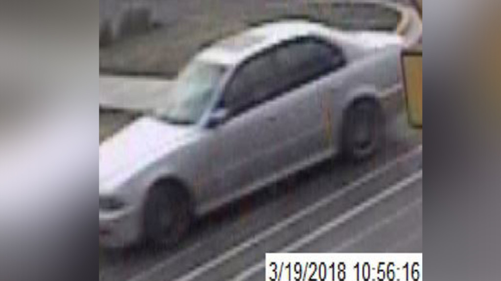 Clarkston Police search for hit-and-run suspect