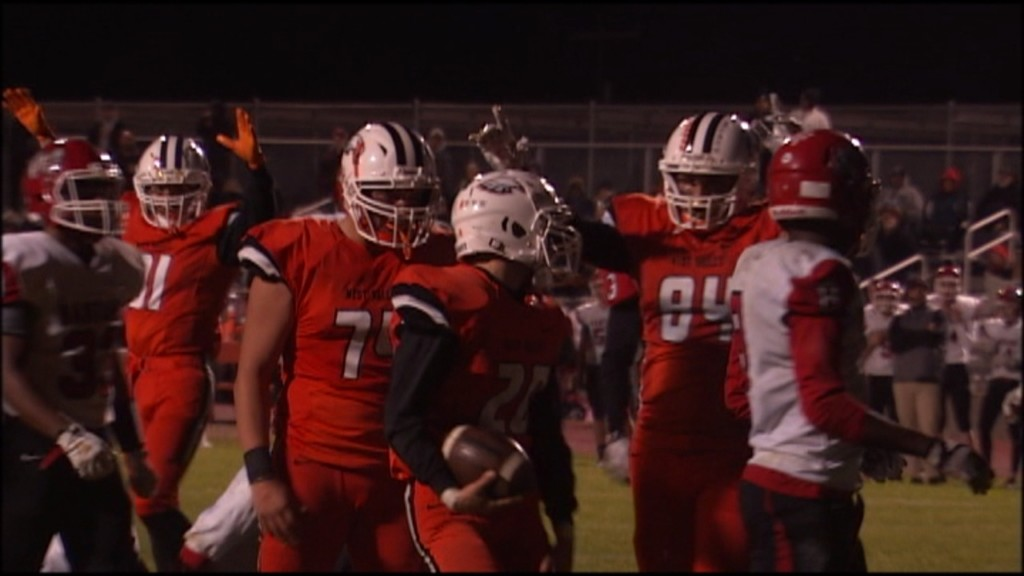 FNSE 10.4.19 West Valley battles Clarkston in 3OT