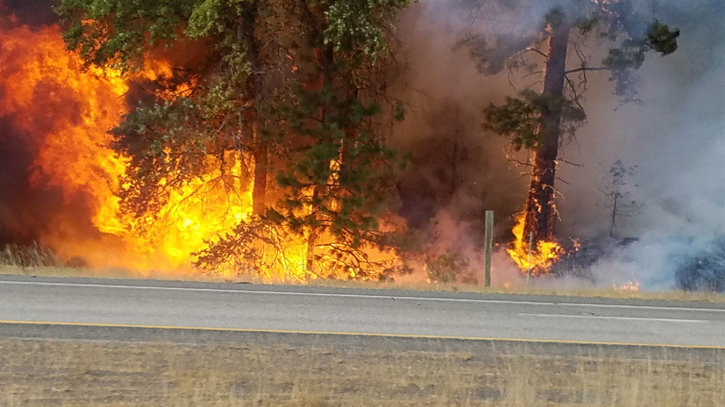 Gov. Inslee declares state of emergency for wildfire threats throughout state