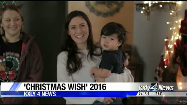 """Close to 600 """"Christmas Wishes"""" granted"""