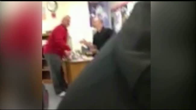 Coach facing disorderly conduct, harassment charges following fight with teacher