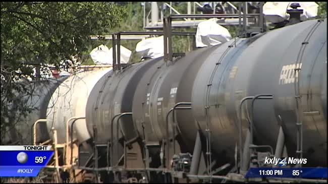 Coal and oil train controversy heads to November ballot