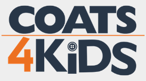 Coats 4 Kids is underway! Donate a new or gently used coat to local children in need