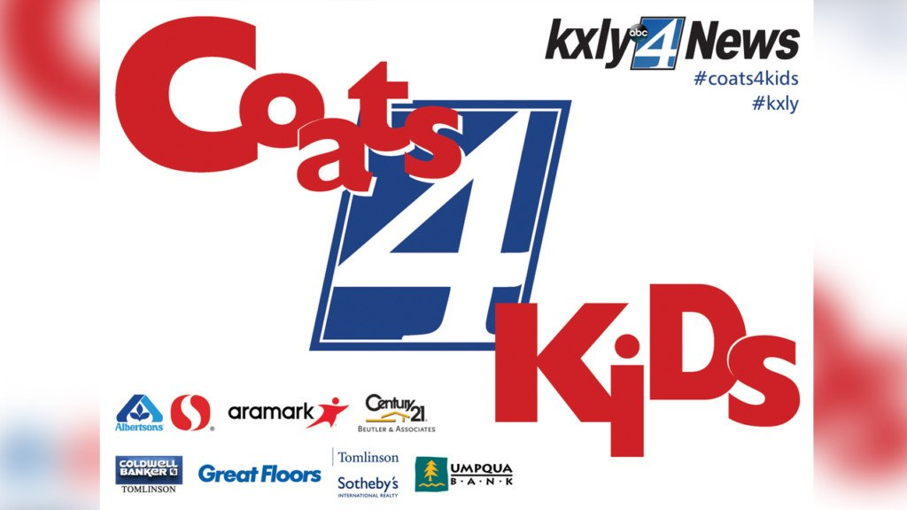 Coats 4 Kids is just around the corner
