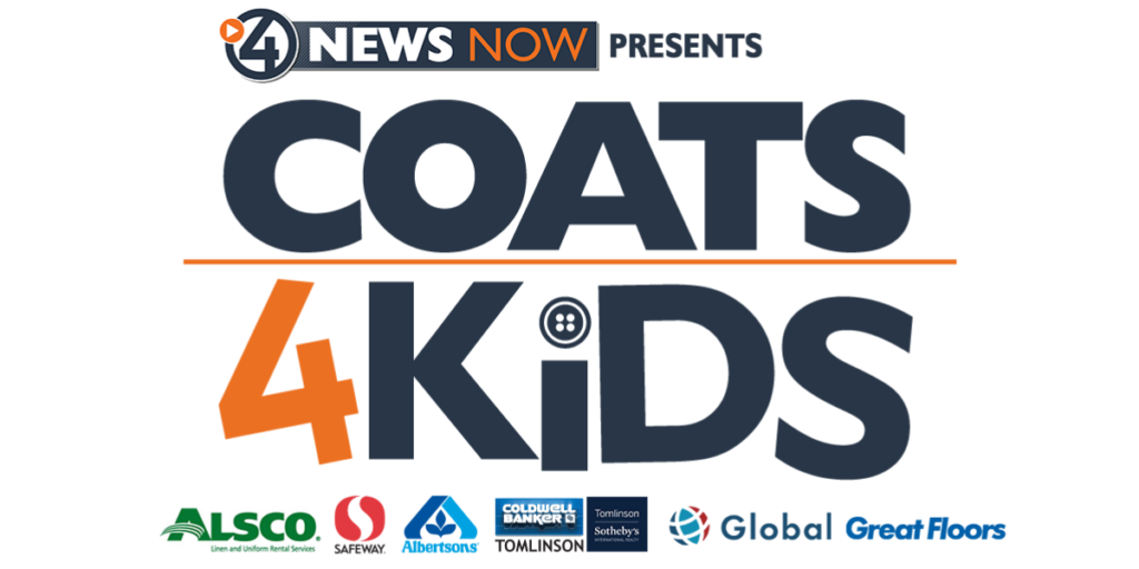 Earn a free ticket to the Interstate Fair by donating to Coats 4 Kids