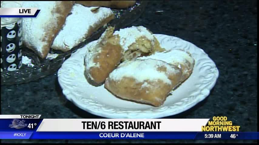 Ten/6 in Coeur d'Alene takes diners for a trip down the rabbit hole!