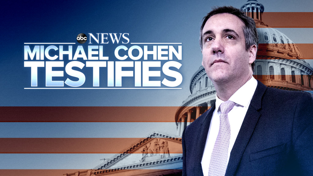 WATCH LIVE: Michael Cohen testifies before lawmakers