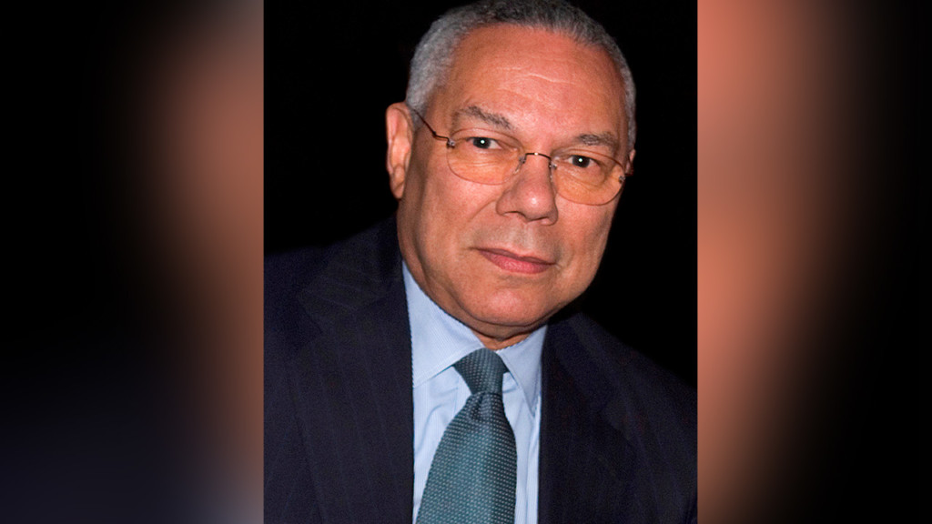 Former Secretary of State Colin Powell to speak at Whitworth University