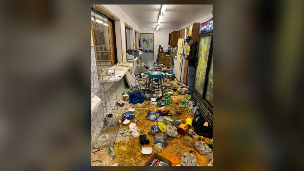 """NW Montana baseball team """"overwhelmed"""" by support after vandalism spree"""