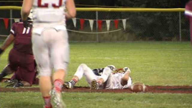 State lawmakers consider youth sports concussion bill