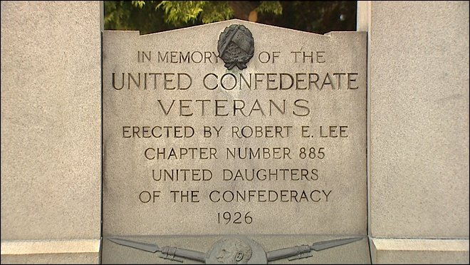 Sound Off for July 13th: Should Confederate monument in Seattle be torn down?