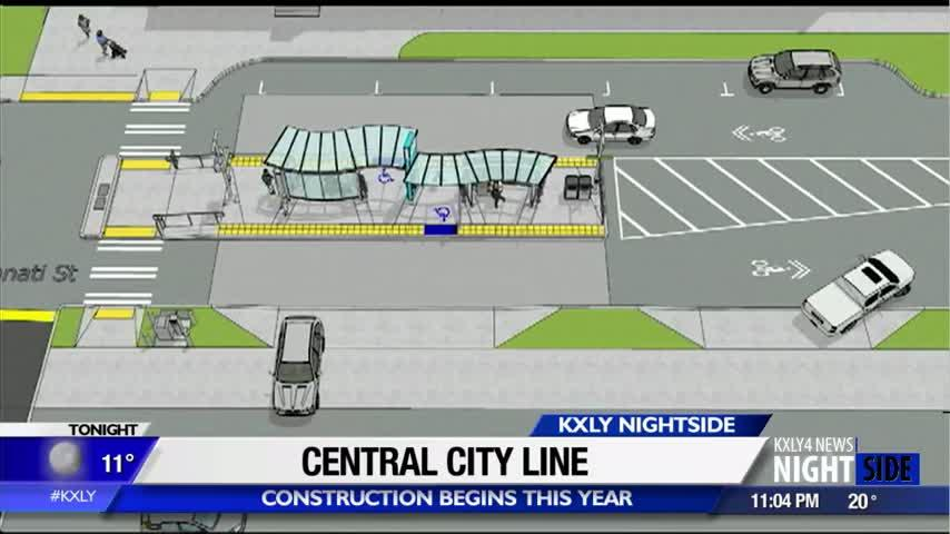 $53.4 million federal grant awarded to STA for Central City Line project
