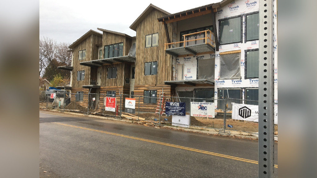 Human remains found at Coeur d'Alene construction site