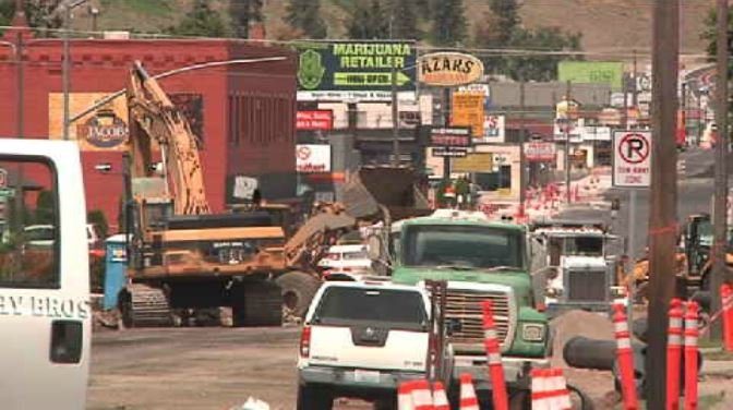 Construction season ramps up with second phase of Monroe, two new projects