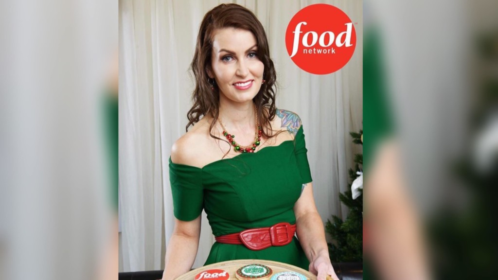 Tri-Cities baker to compete in 'Christmas Cookie Contest' season finale on Food Network