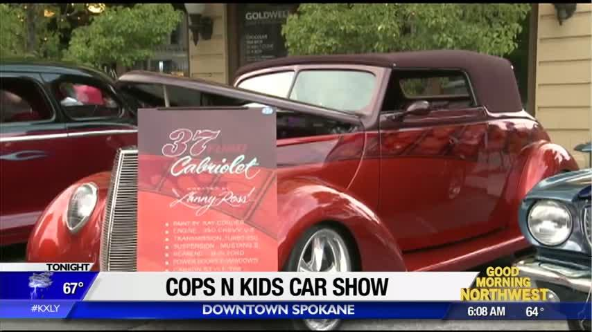 Cops N Kids Car Show back for 27th year Saturday