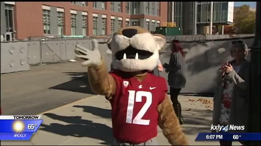 WSU welcomes College GameDay to Pullman