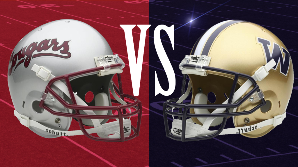 Rivals meet in Pullman for Apple Cup
