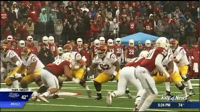 Cougs pull off huge win against No. 5 USC