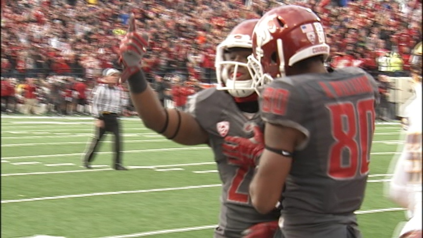 After win over Arizona State, WSU looking forward to bowl game